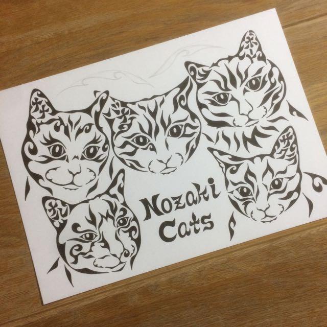 猫 ネコ 猫好き 猫の絵