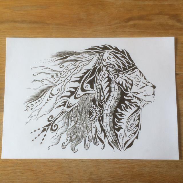 ライオン ライオンデザイン ロゴマーク
