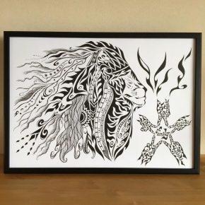 育ててくれたご両親への感謝の気持ち!初任給で贈るオーダーメイドの絵のプレゼント