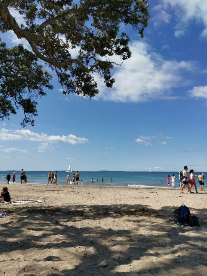Takahuna Beach, Auckland