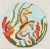 Twin Seahorses