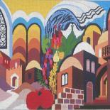 Rejoice in Jerusalem Tallit