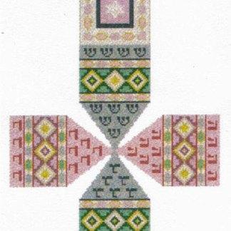 Tile Dreidel 3-D