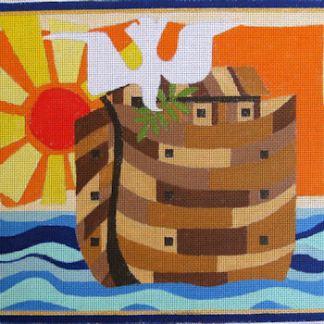 Noah's Ark Tallit
