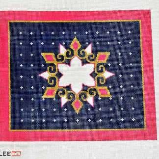 Geometric Star Tallit