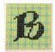 Mini Letters B
