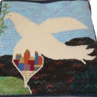 Dove of Peace Tefillin