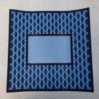 Woven Tefillin (Blue)