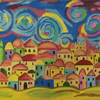 Judaic Canvases