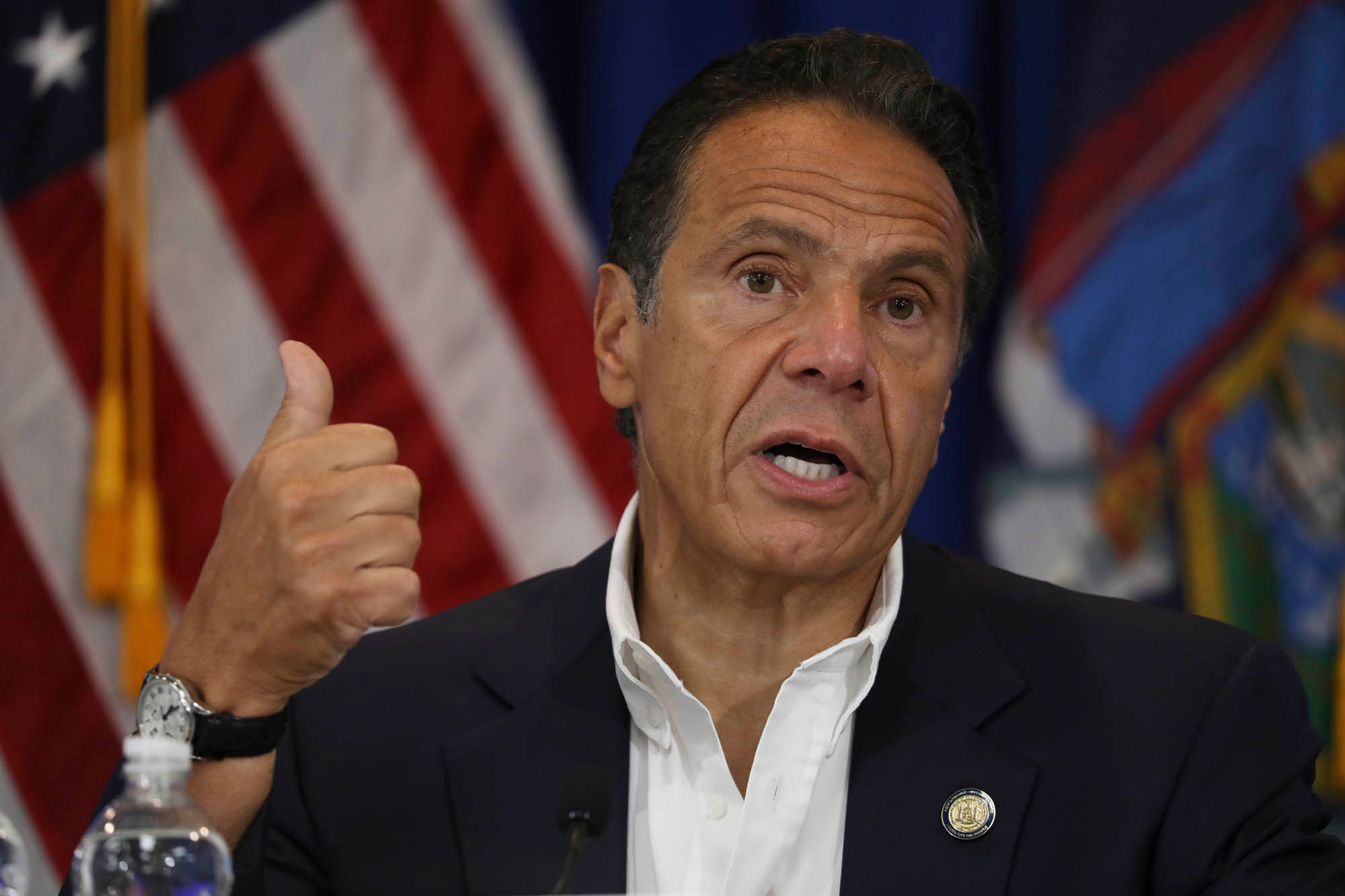 It is unknown if he will turn in his resignation following the allegations that have been going on for most of 2021. Gov. Andrew Cuomo visits Georgia over coronavirus outbreak ...