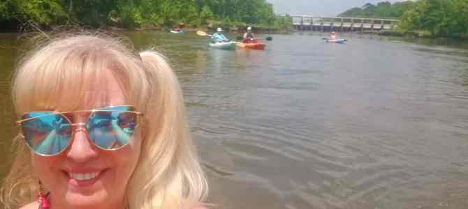 Kayaking Flint River Georgia: That Time My Friends Left Me for Dead (Sort of).