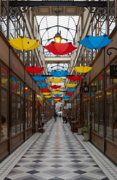 Passage du Grand Cerf, Paris, France || Paris in two days, a complete guide and itinerary to the city of lights in France.