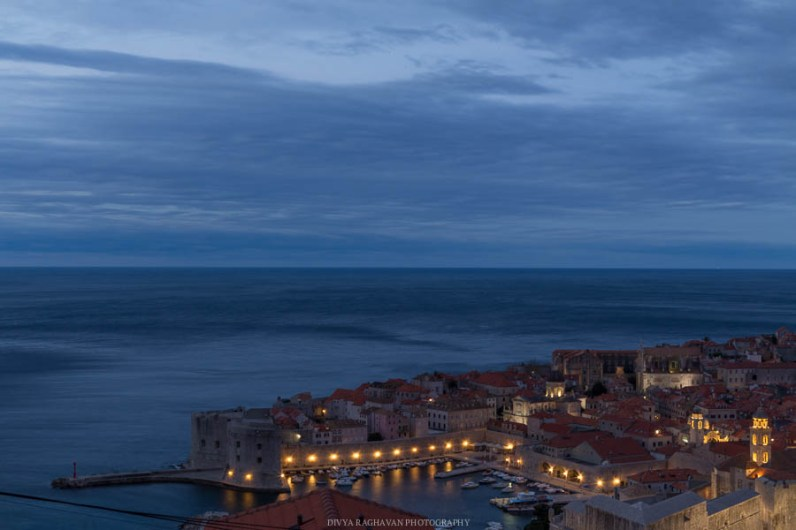 Dubrovnik at dawn // Photos and stories from a week in Croatia // Memories from the Balkans // Dubrovnik, Split, and Zagreb