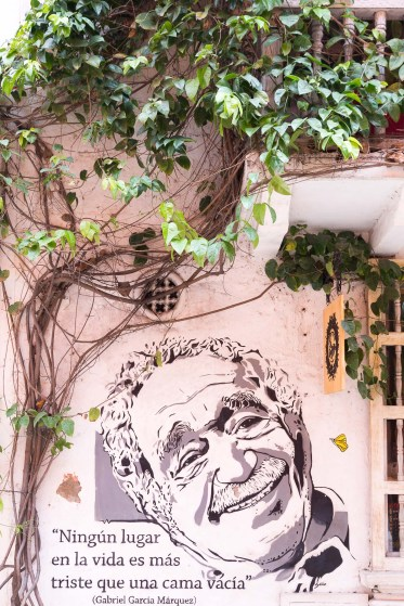 Case de Gabo, Cartagena, Colombia, South America -- Photos to inspire you to visit Cartagena -- Gone With a Whim