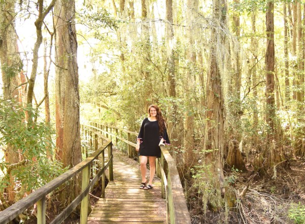 Visiting Santee Coastal Reserve With Toddlers
