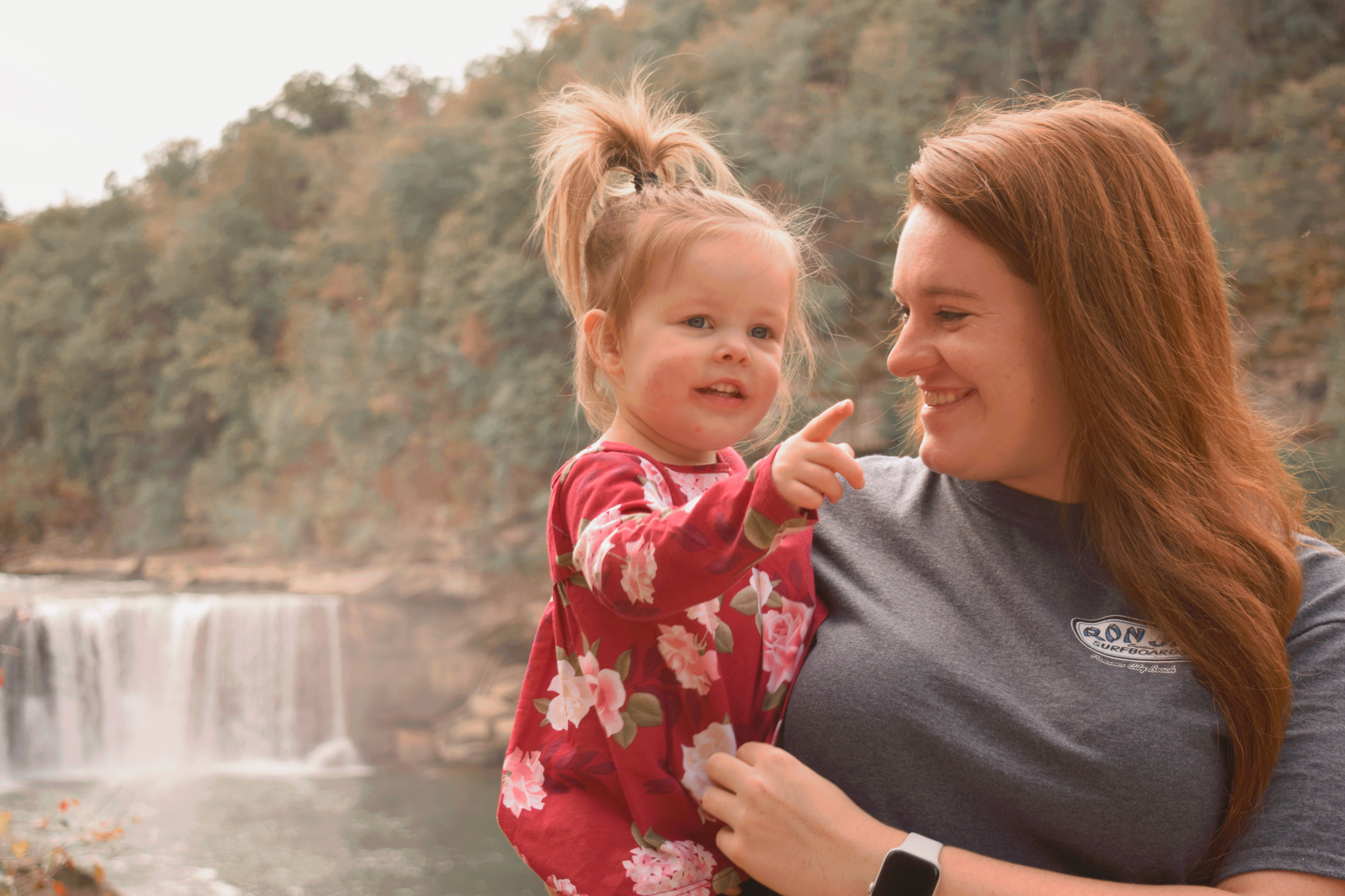 6 Tips For Visiting Cumberland Falls With Toddlers