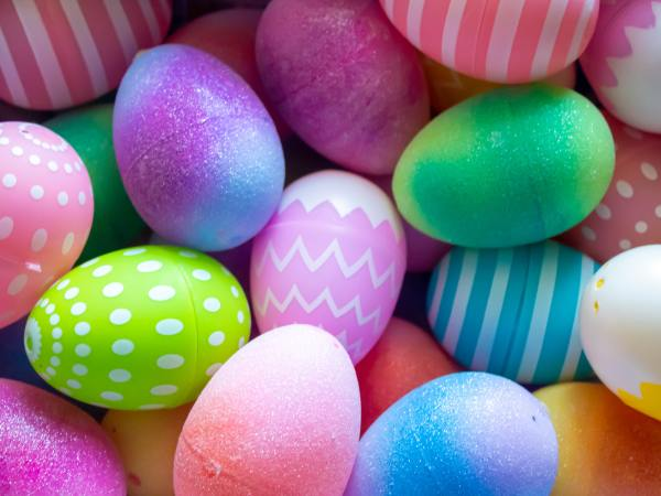 55+ Things To Put In Easter Eggs