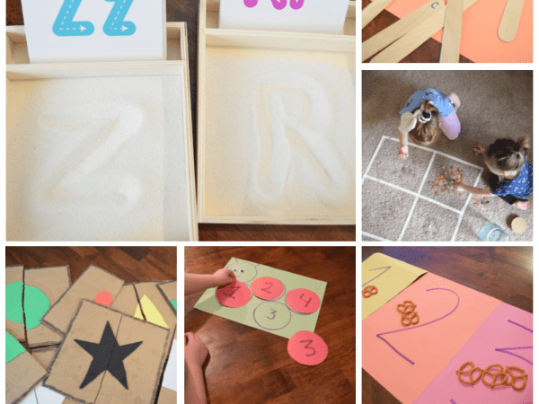 17 Super Fun Learning Activities For Toddlers