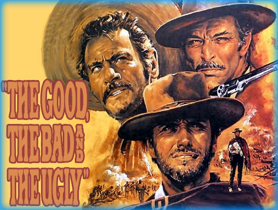 Image result for good the bad and the ugly