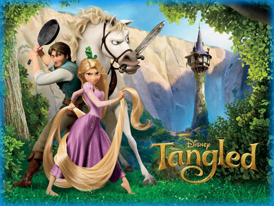 tangled 2010 movie review