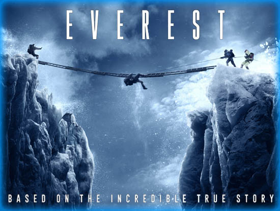 Everest (2015) - Movie Review / Film Essay