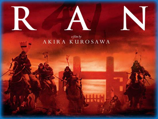 Ran (1985) - Movie Review / Film Essay