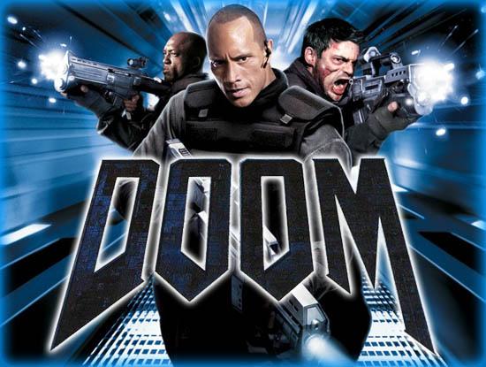 Doom (2005) - Movie Review / Film Essay