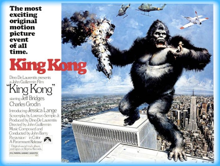 Image result for king kong 1976