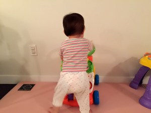 Baby Milestones Walking