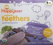 Happy Baby Organic Teethers