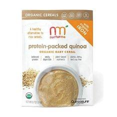 Nurtureme Quinoa Organic Baby Cereal