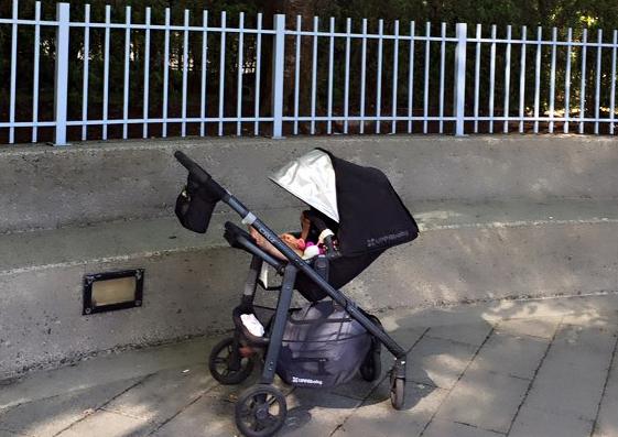 Uppa Baby Cruz Best Compact Stroller