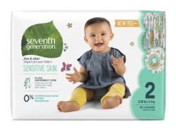 7th generation baby diapers