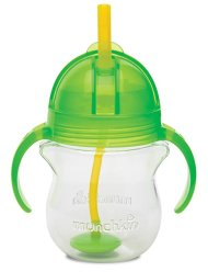 Munchikin straw sippy cup