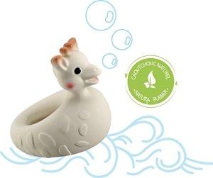 Non-Toxic Bath Toys Vulli Sophie Giraffe So Pure Bath Toy