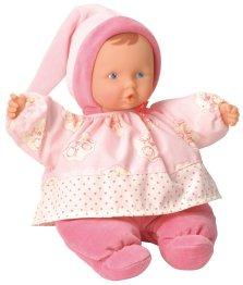 Organic Baby doll Corolle Babicorolle Pillow Soft Babipouce Doll
