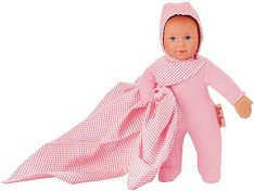 Phthalate-Free Baby Doll - Organic Baby Doll Kathe Kruse Little Puppa Doll
