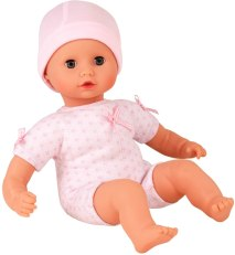 Phthalate-Free Vinyl Baby Doll - Gotz Muffin to Dress Soft Body Baby Girl Doll