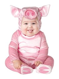 Little Piggy Baby Halloween Costume