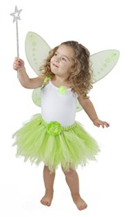 Halloween Costume for a Toddler Tinkerbell