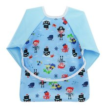 Hi Sprout Long Sleeve Baby Bib