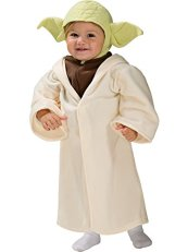 Star Wars Yoda Halloween Costume for a Toddler