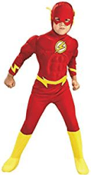 The Flash Halloween Costume For A Toddler