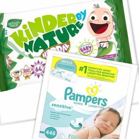 Non-Toxic Baby Wipes