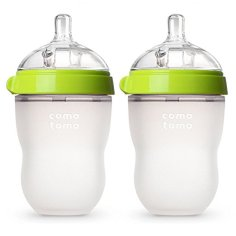 Non-Toxic Holiday Gift - Comotomo Baby Bottle
