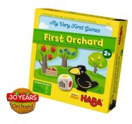 Non-Toxic Holiday Gift Ideas - Haba My Very First Games First Orchard Cooperative Game