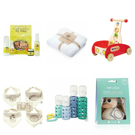 Non-Toxic Holiday Gift Ideas