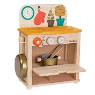 Non-Toxic Toys - Plan Toys Kitchen Set
