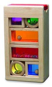 Non-Toxic Toys - Wonderworld Rainbow Sound Blocks