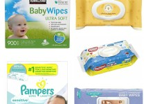 Popular Baby Wipes Brands